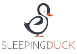 Sleeping Duck Promo Codes