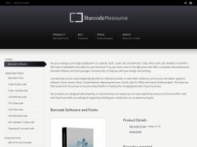 Barcode ResourceCode promo