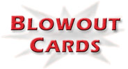 Blowout Cards Code promo