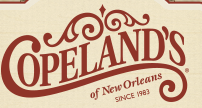 Copeland's of New Orleans Promo Codes
