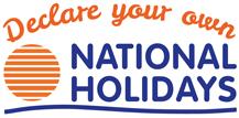 National Holidays Promo Codes