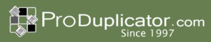 ProDuplicator Promo Codes