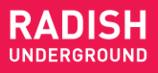 Radish Underground Promo Codes